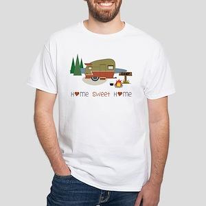 Home Sweet Home White T-Shirt
