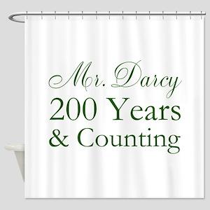 200th Anniversary Shower Curtain