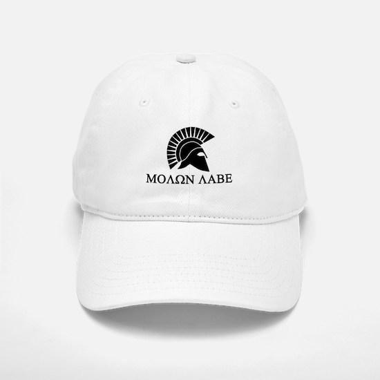 Molon Labe Warrior Baseball Baseball Cap