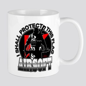 Protect Flag Airsoft Mug