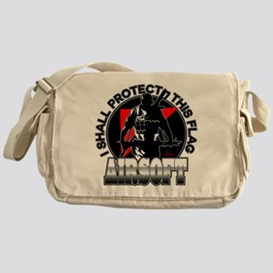 Protect Flag Airsoft Messenger Bag