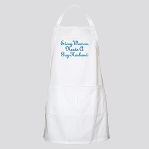 Every Woman Needs A Gay Husband Apron