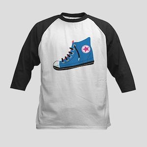 Athletic Shoe Kids Baseball Jersey