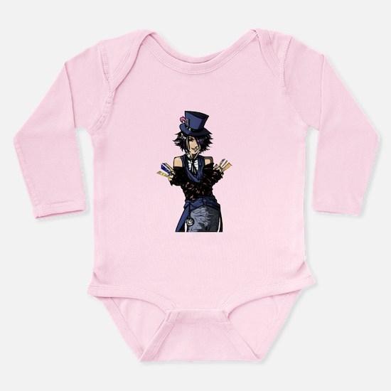 MadHatter - Long Sleeve Infant Bodysuit