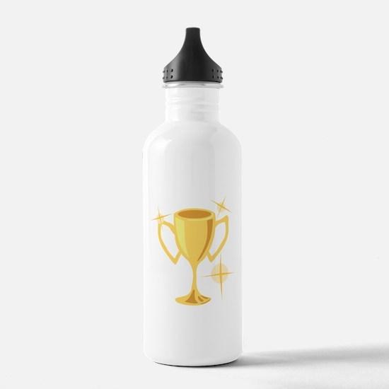 Trophy Cup Water Bottle