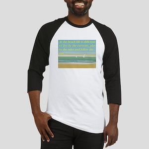 The beach Baseball Jersey