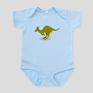 Kangaroo Infant Bodysuit