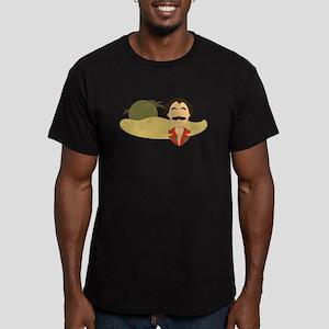 magnum Men's Fitted T-Shirt (dark)