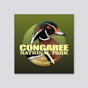 Congaree NP Sticker
