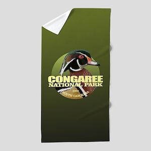 Congaree NP Beach Towel