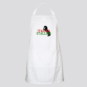 Italian Stallion BBQ Apron