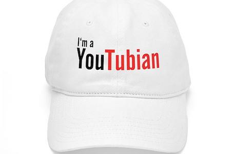 Im A Youtubian Cap