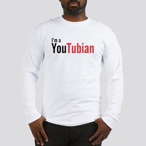 I'm A YouTubian Long Sleeve T-Shirt
