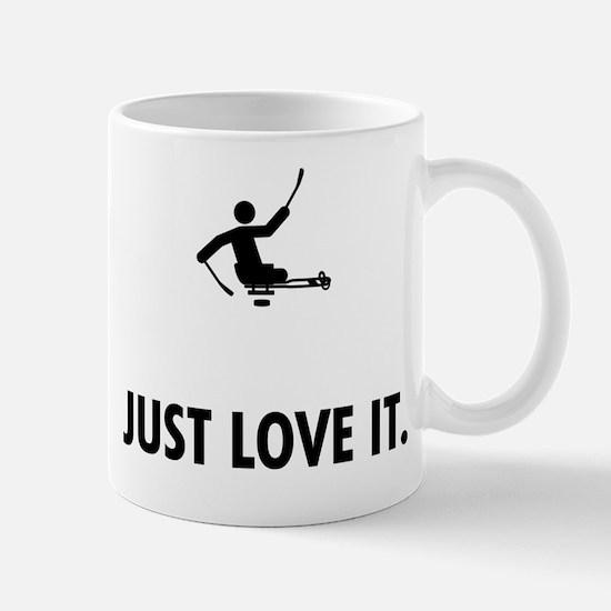 Challenged Sled Hockey Mug