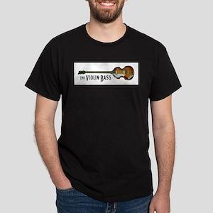 Violin Bass Tee shir T-Shirt