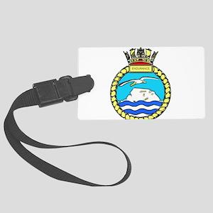 HMS Endurance Large Luggage Tag