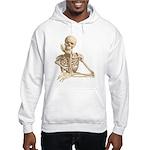 Skeleton Pal Hooded Sweatshirt