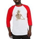 Skeleton Pal Baseball Jersey