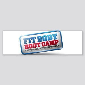 SLP Fit Body Boot Camp Sticker (Bumper)