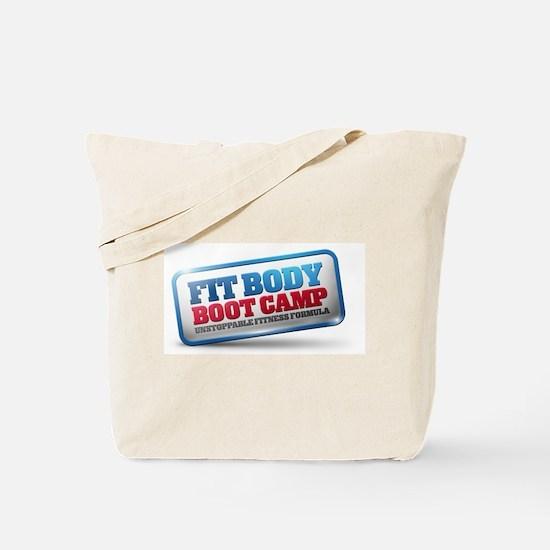 SLP Fit Body Boot Camp Tote Bag