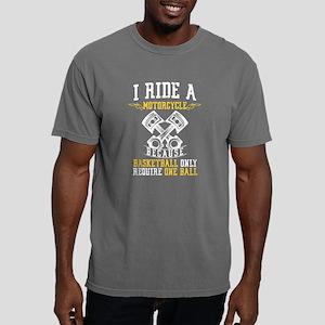 Biker - Motorcycle Lover Mens Comfort Colors Shirt