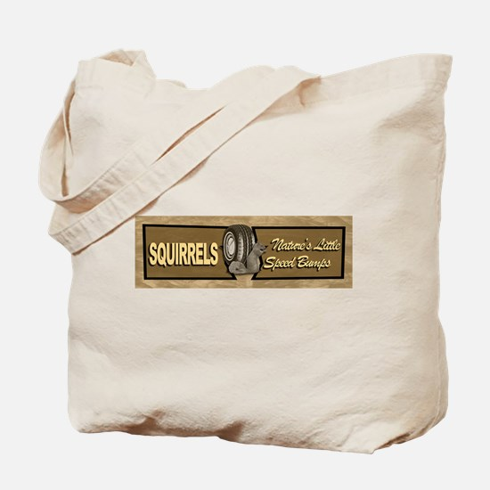Squirrels - Nature's Little S Tote Bag