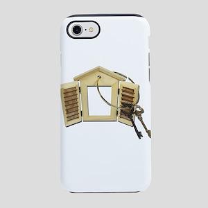 Shuttered Window Keys iPhone 7 Tough Case
