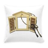 Mortgage Woven Pillows