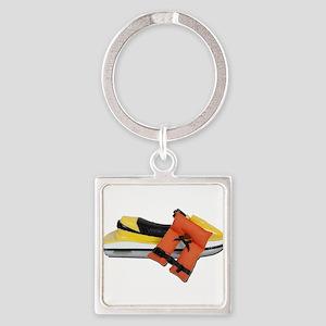 Life Vest Jet Ski Keychains