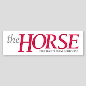 The Horse Sticker (Bumper)