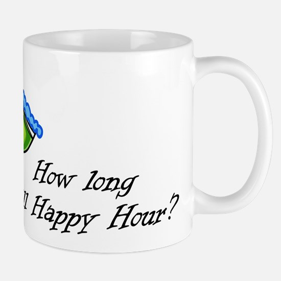 How Long Until Happy Hour Mug