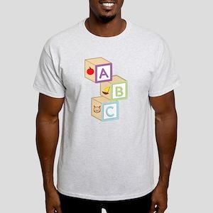 Baby Blocks Light T-Shirt