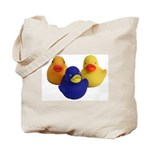 Three Ducks! Tote Bag
