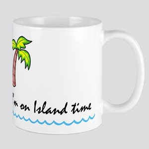I'm on Island Time Mug