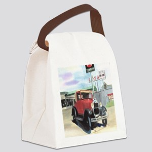 Model A Canvas Lunch Bag
