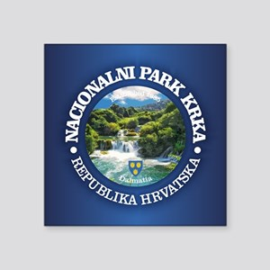 Krka NP Sticker