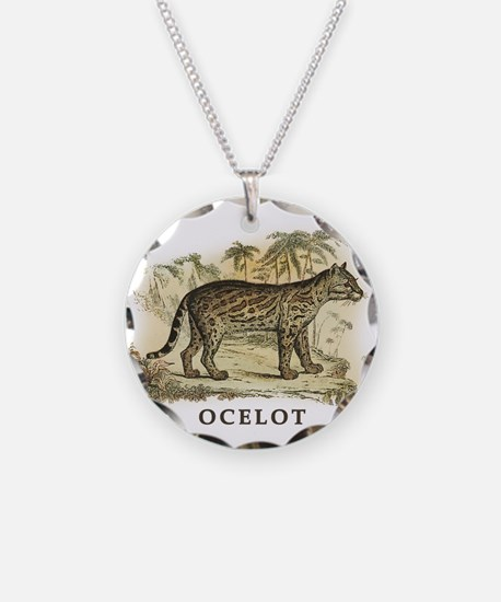 Ocelot Necklace
