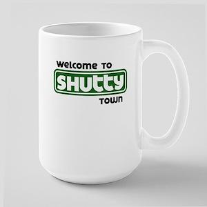 shutty_town_new Mugs