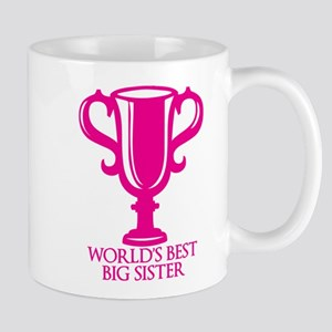 Big Sister Trophy Mug