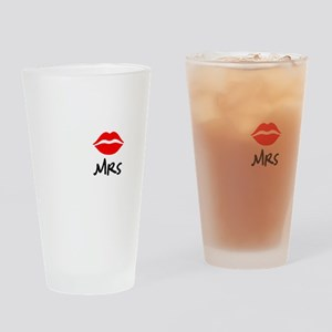 Just for Her Drinking Glass