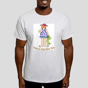 New Tan Light T-Shirt