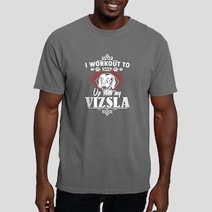 vizsla tee shirt Mens Comfort Colors Shirt