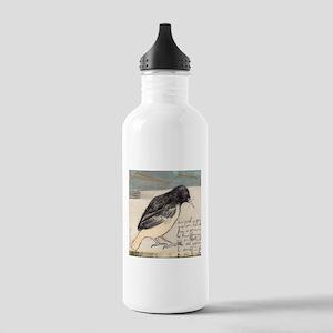 Black Bird Singing - Stainless Water Bottle 1.0L