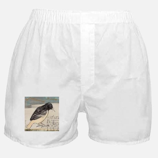 Black Bird Singing - Boxer Shorts