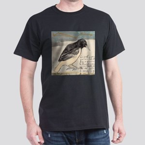 Black Bird Singing - Dark T-Shirt