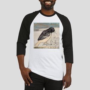 Black Bird Singing - Baseball Jersey