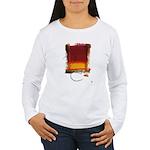 Character #13 Women's Long Sleeve T-Shirt