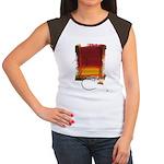 Character #13 Women's Cap Sleeve T-Shirt