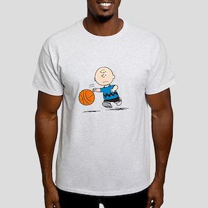 Basketballer Brown Light T-Shirt