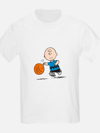 Basketballer Brown T-Shirt